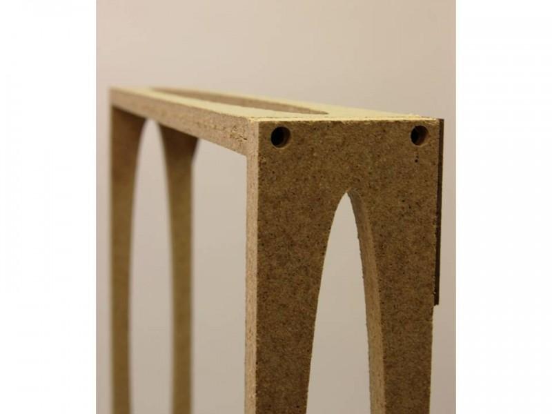 GIK Acoustics 4in DIY Frame corner detail
