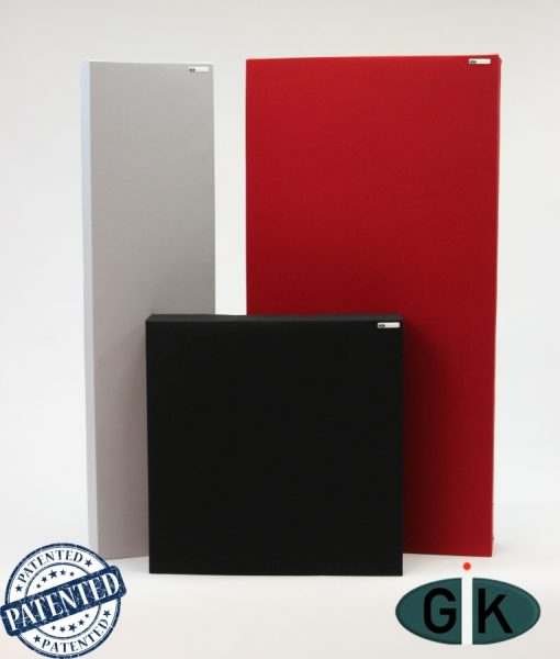 GIK Acoustics 244 Bass Trap FlexRange Technology three sizes