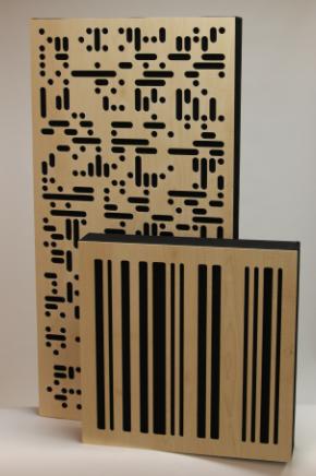 GIK Alpha Panel Rectangle 2D Square 1D
