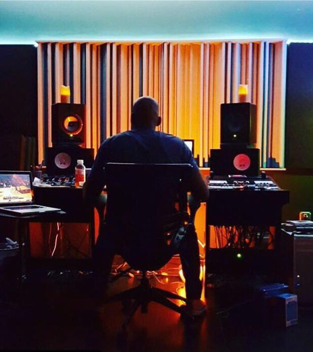 stan-greene-in-studio-gik-acoustics-diffusors