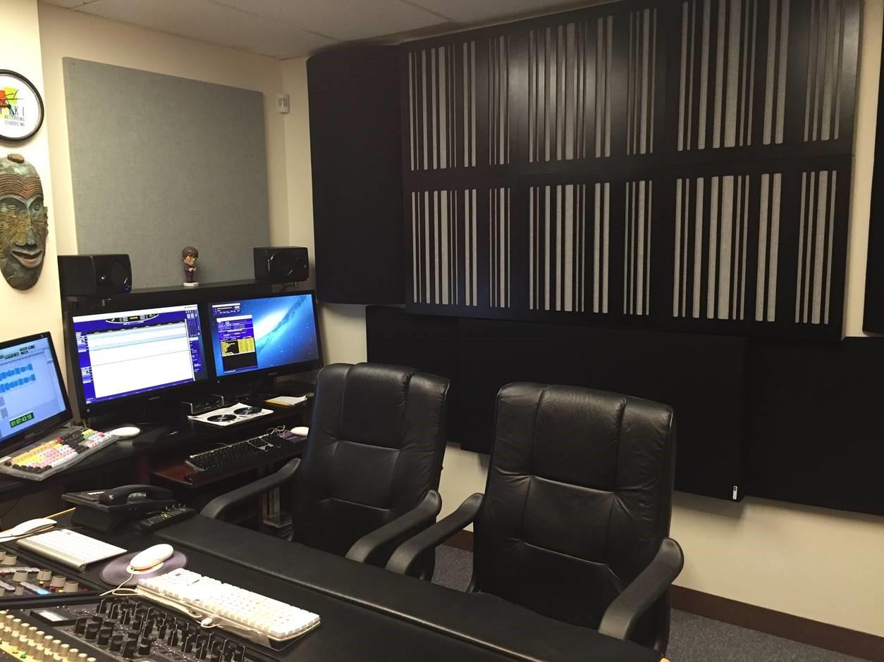 Living Room Recording Acoustics