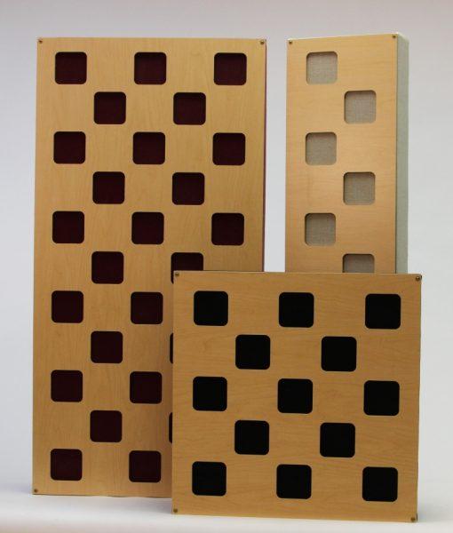 GIK Acoustics Impression Series plate with corner screws