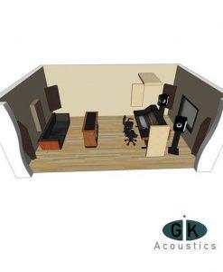 Acoustical Room Kits