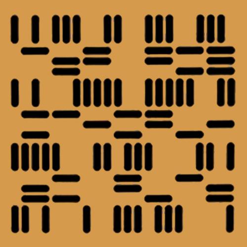 Alpha Pattern 2D B