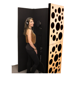 Vocal Booths and Vocal Shields