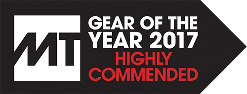 Gear of the Year Highly Commended Award 2017