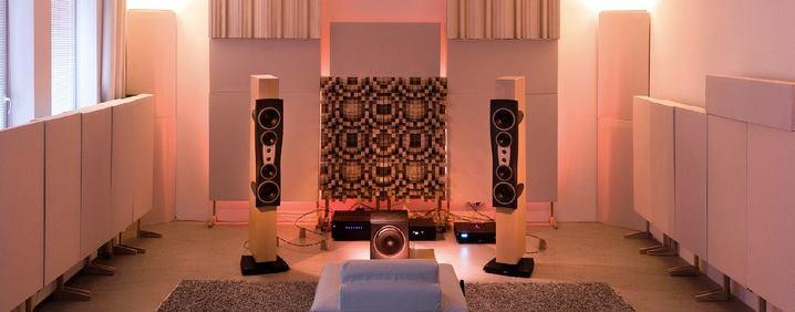 GIK Acoustics Gotham Diffusor Wall Gotham diffusor n23 5inch