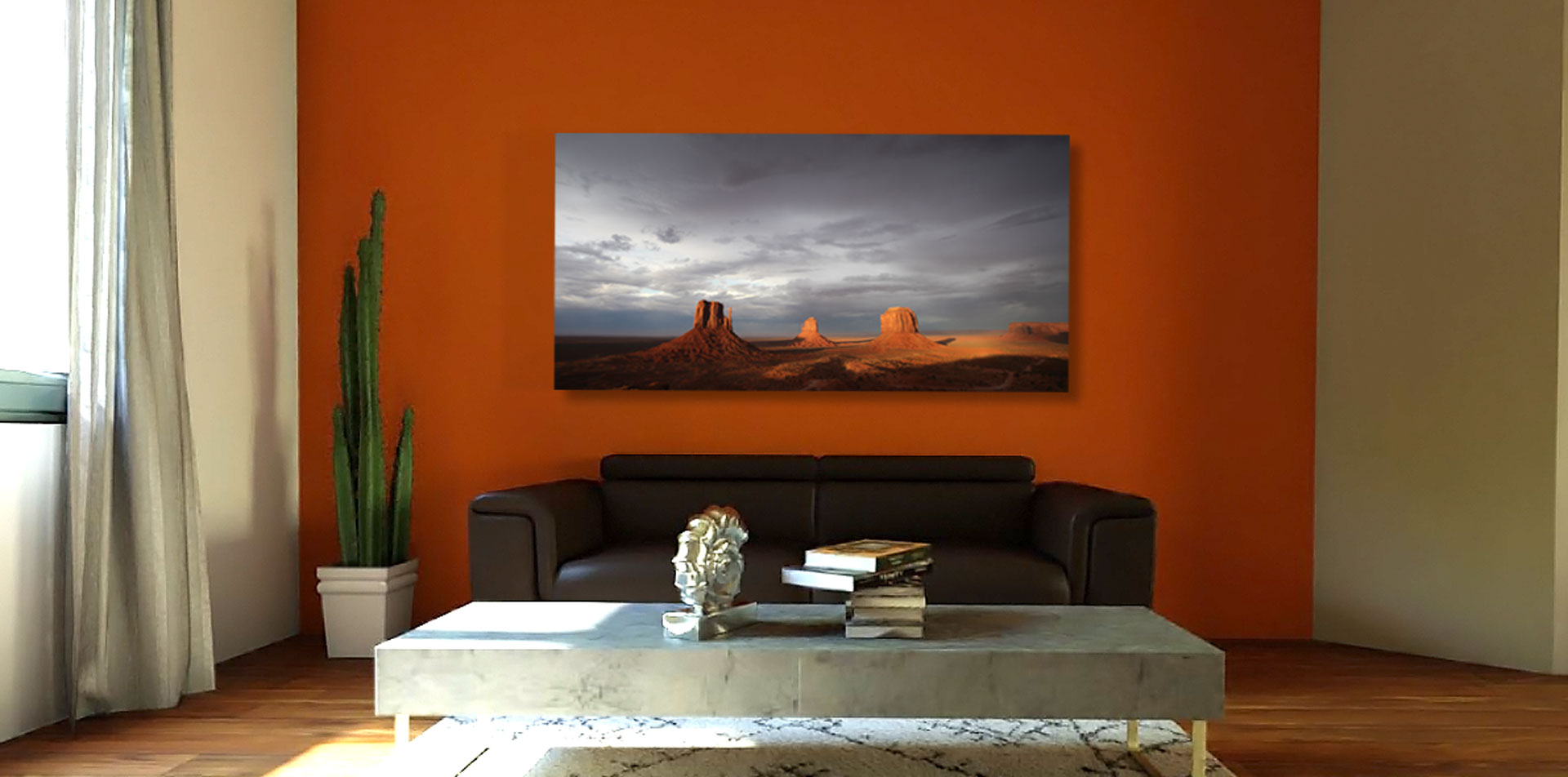 Acoustic Art Panels with canvas prints for soundproofing and acoustic treatments