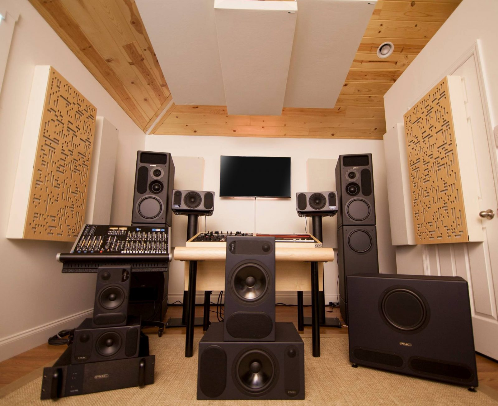 PMC Studio GIK Acoustics Alpha Series Panels