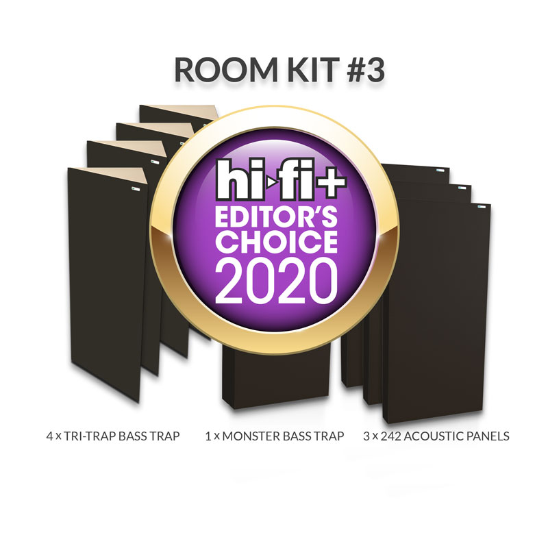 Room kit 3 Awarded Editors choice award 2020