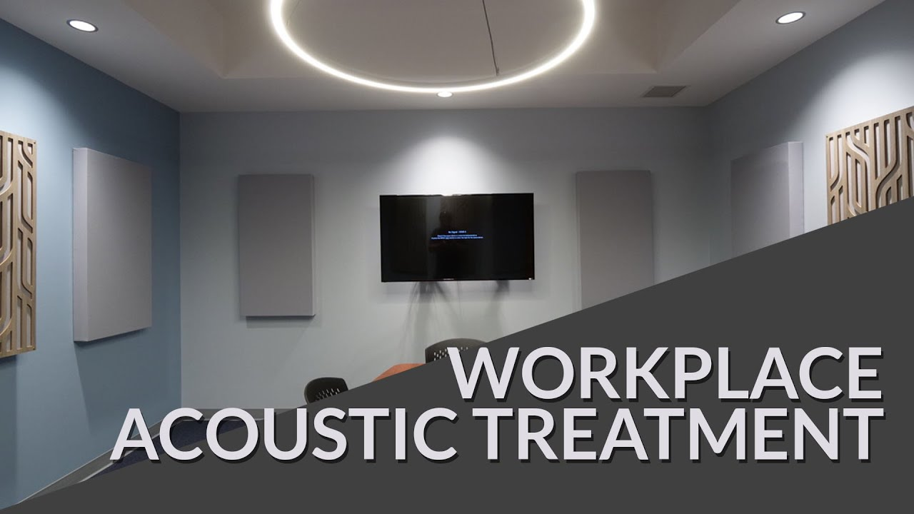 office and workplace acoustics